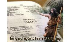 Hãy dọn đường cho Chúa - Chú giải của Fiches Dominicales