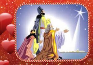 Chúa Hiển Linh - Chú giải của Noel Quesson
