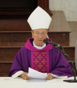BÀI GIẢNG LỄ Thánh lễ cầu cho các Giám mục và các Linh mục trong Giáo phận đã qua đời