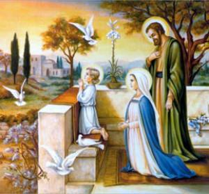 THÁNH CẢ GIUSE Bạn trăm năm Đức Trinh nữ Maria - Lm. Giuse Đinh Tất Quý
