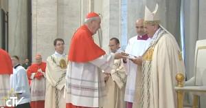 Đức Thánh Cha Phanxicô công bố Trọng sắc mở Năm Thánh Lòng Thương xót