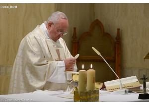 """Đức Giáo Hoàng Phanxicô: Giáo Hội phải """"nói thẳng nói thật"""""""