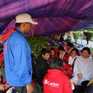 Caritas Quốc tế cứu trợ Nepal
