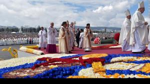 Đức Thánh Cha tông du Ecuador: như một người hành hương để chia sẻ niềm vui rao giảng Tin Mừng