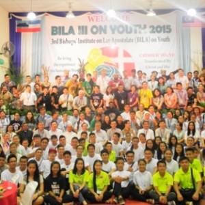 """BILA III: """"Người trẻ Công giáo - được Chúa Kitô và Giáo hội Người biến đổi, để biến đổi châu Á"""""""