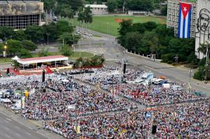 """Đức Thánh Cha tông du Cuba: """"Ai không sống phục vụ, thì chẳng phục vụ cho sự sống"""""""