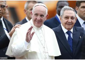 Đón tiếp Đức Thánh Cha Phanxicô tại Cuba