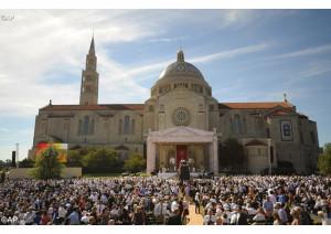 Đức Thánh Cha Phanxicô tông du Hoa Kỳ - Bài giảng trong Thánh Lễ tuyên thánh cho Chân phước Junipero Serra