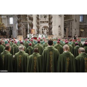 """""""Giáo hội được mời gọi sống sứ mạng của mình trong sự trung tín, trong chân lý và trong bác ái"""""""
