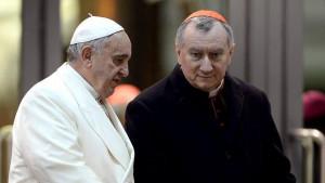 Thư của Đức Thánh Cha gửi Đức hồng y Quốc vụ khanh Toà Thánh về các vấn đề liên quan đến cải tổ Giáo triều Rôma