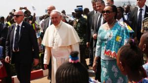 ĐTC kêu gọi xây dựng một Trung Phi hòa bình, hòa giải và thịnh vượng