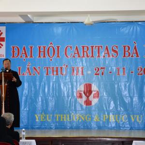 Tường thuật Đại hội Caritas Bà Rịa  lần thứ III – Ngày 27.11.2015