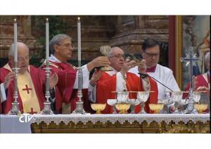 Đức Thánh Cha dâng lễ cầu cho các Hồng Y và Giám Mục qua đời