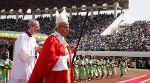 Thánh lễ cuối cùng của Đức Thánh Cha tại Phi châu
