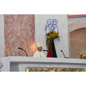 Các gia đình trong giáo phận hành hương trong Năm Thánh: Bài giảng lễ của ĐGM Giáo phận