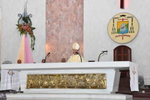 Bài giảng lễ Đức Maria, Mẹ Thiên Chúa của Đức Giám mục Giáo phận