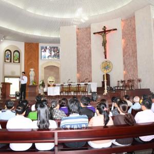 Ngày hành hương của anh chị em di dân Giáo phận Bà Rịa