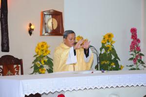 Tin ảnh: Giáo xứ Đất Đỏ: Thánh lễ ngày đầu năm mới Bính Thân 2016