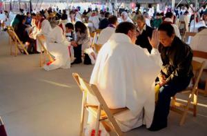 Đức Thánh Cha Phanxicô đặc cử 1071 vị Thừa sai Lòng Thương xót