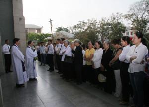 Giáo xứ Vinh Châu: Hành Hương Năm Thánh Lòng Thương Xót