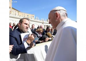 Đức Thánh Cha tiếp kiến chung: Thương Xót và sửa lỗi