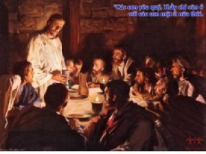 GIỚI LUẬT YÊU THƯƠNG - Lm Giuse Đinh lập Liễm