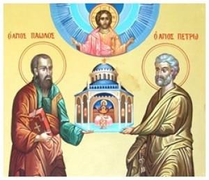 Lễ Hai Thánh Tông Đồ Phêrô và Phaolô: HAI THÁNH TỬ ĐẠO PHÊRÔ VÀ PHAOLÔ