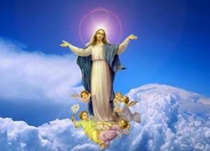 Lễ Vọng Đức Maria Hồn Xác về Trời: MARIA MẸ ĐẦY ƠN PHÚC