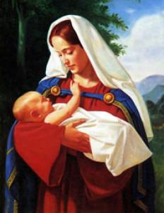 Sinh nhật Đức Maria: CHÚC TỤNG MẸ! MỪNG SINH NHẬT HÔM NAY