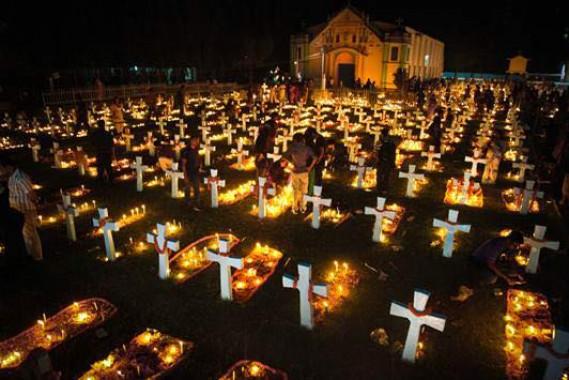 Tháng 11 cầu cho các đẳng linh hồn: NHÌN VỀ HƯỚNG ĐÔNG