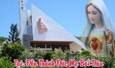 Thông Báo: Chương Trình Mừng Kính Mẹ Fatima tại Đền Thánh Đức Mẹ Bãi Dâu