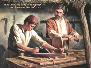 Thánh Giuse Lao Động: Thánh Giuse - Người Cha tuyệt hảo