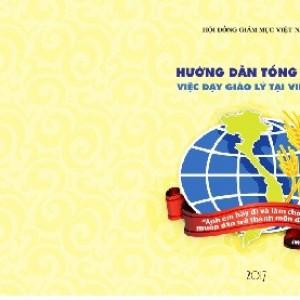 Hướng dẫn tổng quát việc dạy giáo lý tại Việt Nam 2017