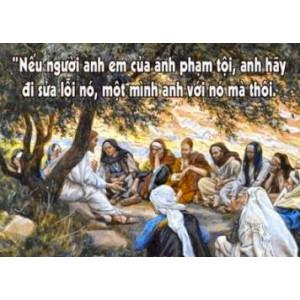 Cầu nguyện trước Thánh Thể- Ngày 10.9.2017 – Chúa nhật XXIII Thường niên – Mt 18,21-35