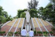Gx. Tân Phước:  Giờ Đền tạ Trái tim Đức Mẹ nhân kỷ niệm 100 năm Đức Mẹ hiện ra tại Fatima