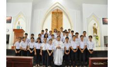 Giáo xứ Hòa Sơn: Thánh lễ và Nghi thức tuyên hứa Bao Đồng