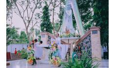 Tin Ảnh: Giáo xứ Hữu Phước: Mừng lễ Đức Mẹ Mân Côi- Bổn mạng Họ Mân Côi