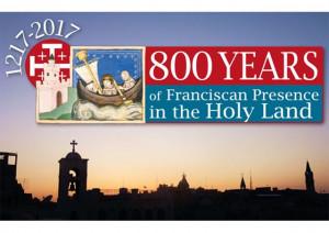 Sứ điệp Đức Thánh Cha: 800 năm dòng Phanxicô tại Thánh Địa