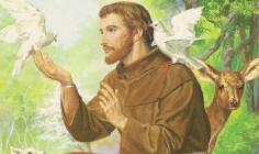 Ngày 04-10:  Thánh Phanxicô Assisis
