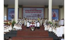 Đại lễ kỷ niệm 85 năm thành lập Giáo phận Thanh Hóa