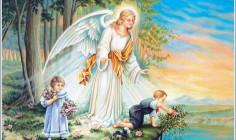 Ngày 02-10: Các thiên thần bản mệnh