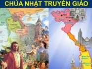 Bản tóm tắt và câu hỏi về Sứ điệp Truyền Giáo của Đức Thánh Cha Phanxicô năm 2017