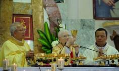Mừng Ngân khánh Giám mục Đức cha Phaolô Maria Cao Đình Thuyên