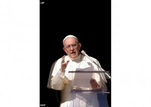 Đức Thánh Cha chủ sự Kinh Truyền Tin Lễ Các Thánh