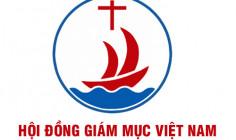 Thư phân ưu của Hội đồng Giám mục Việt Nam
