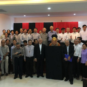 Hội thảo về Thư Viện Văn Hóa Công Giáo Việt Nam