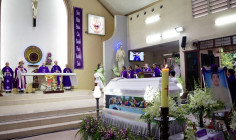 Thánh lễ an táng Cha Giuse Trần Ngọc Tâm - Chánh xứ Xuân Đức