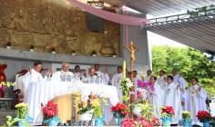 Tượng đài Chúa Kitô – Núi Tao Phùng: Thánh lễ trọng thể kính Chúa Kitô - Vua Vũ trụ