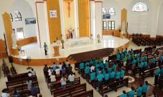 Giáo xứ Long Hương: Hội ngộ gia đình và những người nhiễm HIV/AIDS