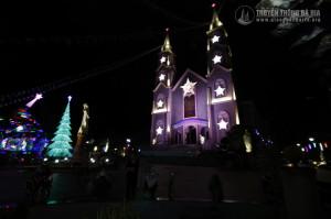 PHÓNG SỰ ẢNH: Bầu khí chuẩn bị Giáng sinh tại một số giáo xứ trong Giáo hạt Bà Rịa